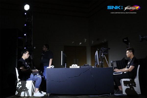 SNK中国拳皇联合发布会圆满落幕